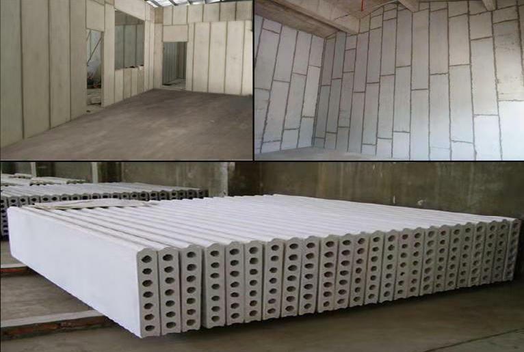 Lightweight partition board